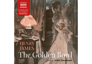The Golden Bowl (unabridged) - 22 CD - Belletristik, Romane und Erzählungen