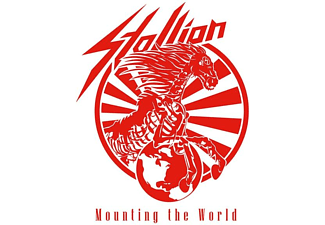 Stallion - Mounting The World (Ltd.Digipack) - (CD)