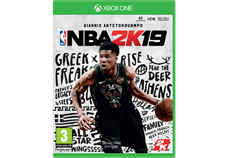 NBA 2K19 NL/FR Xbox One