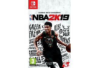 NBA 2K19 NL/FR Switch