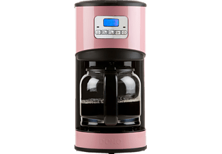 DOMO DO477K, Kaffeemaschine, Rosa