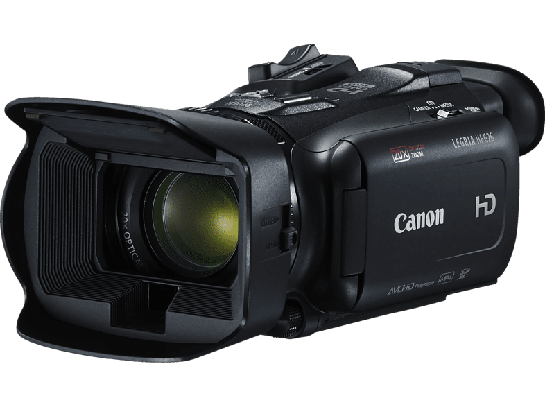 CANON Legria HF G26 Camcorder , HD CMOS PRO  3.09 Megapixel, 20x opt. Zoom