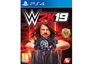 WWE 2K19 NL/FR PS4