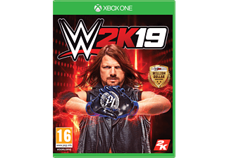 WWE 2K19 NL/FR Xbox One