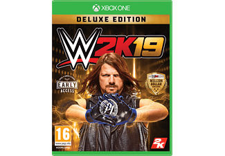 WWE 2K19 Deluxe Edition UK Xbox One