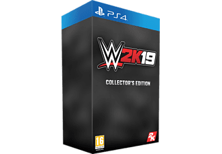 WWE 2K19 Édition Collector UK PS4