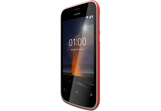 NOKIA 1 Dual SIM - Warm Red