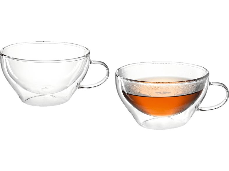 LEONARDO 029766 Duo 2-tlg. Teetasse