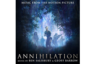 Ben Salisbury, Geoff Barrow - Annihilation (OST) (2LP+MP3) [LP + Download]