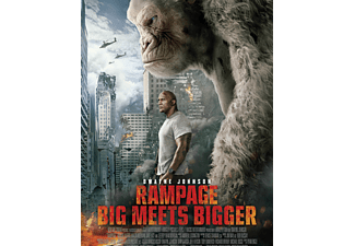 Rampage - Big Meets Bigger DVD