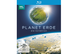 Planet Erde - die kollektion - Limited Edition - (Blu-ray)
