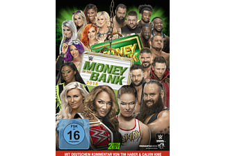 Money In The Bank 2018 - (DVD)