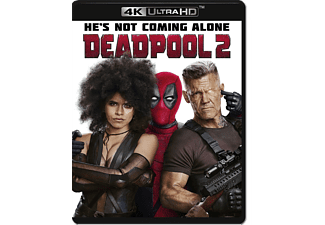 Deadpool 2 4K Ultra HD Blu-ray