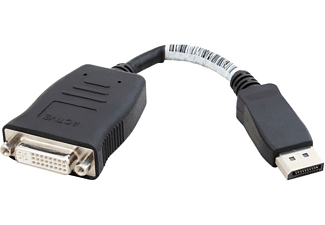 SAPPHIRE ACTIVE D-PORT/SINGLE-LINK DVI ADAPTER  Schwarz