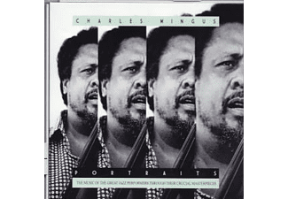 Charles Mingus - Portraits - (CD)