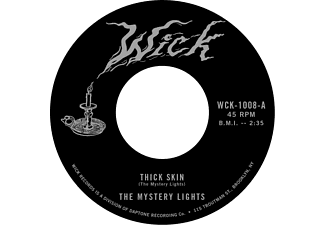The Mystery Lights - Thick Skin / In The Darkness - (Vinyl)