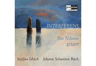 Jim Nilsson - Interferens - (CD)