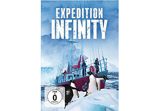 Expedition Infinity - Reise ans andere Ende der Welt - (DVD)