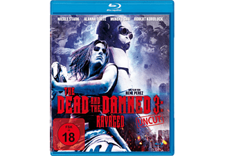 The Dead and the Damned 3: Ravaged - (Blu-ray)