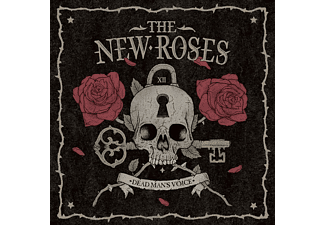 The New Roses - Dead Man's Voice - (CD)