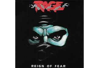 Rage - Reign Of Fear (Double Vinyl) - (Vinyl)
