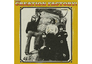 Creation Factory - Creation Factory - (Vinyl)