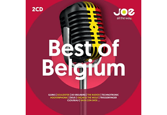 Joe - Best of Belgium CD
