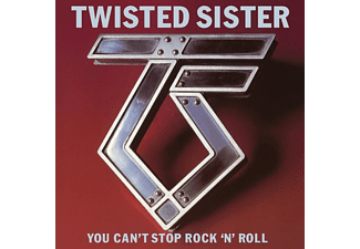 Twisted Sister - You Can't Stop Rock 'N' Roll - (CD)