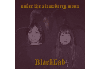 Blacklab - Under The Strawberry Moon - (CD)