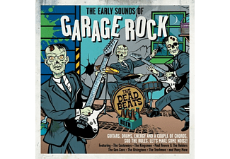 VARIOUS - Early Sounds Of Garage Rock - (CD)