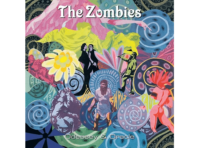 The Zombies - Odessey & Oracle-Picture Vinyl [Vinyl]