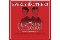The Everly Brothers - Platinum Collection (rotes Vinyl) [Vinyl]