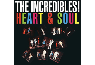 The Incredibles - Heart & Soul - (Vinyl)