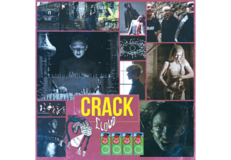 Crack Cloud - Crack Cloud - (Vinyl)