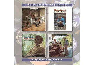Jerry Reed - JR Explores Guitar Country - (CD)