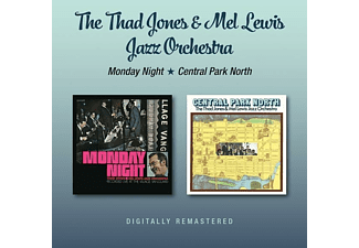 The Thad Jones, Mel Lewis Jazz Orchestra - Monday Night/Central Park North - (CD)