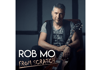 Rob Mo - From Scratch - (CD)