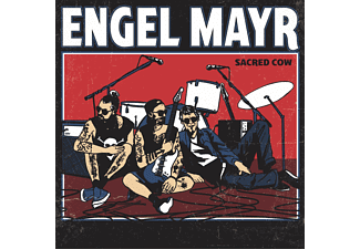 Engel Mayr - Sacred Cow - (CD)