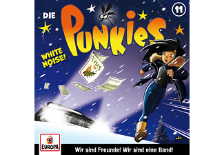 SONY MUSIC ENTERTAINMENT (GER) Die Punkies - 011 / White Noise!