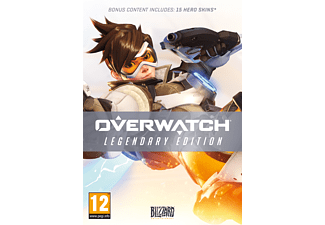 Overwatch Legendary Edition UK PC
