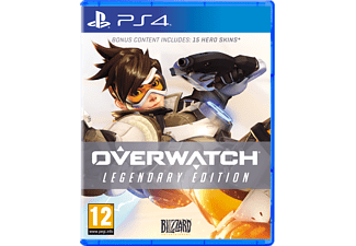 Overwatch Legendary Edition UK PS4