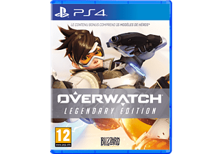 Overwatch Legendary Edition FR PS4
