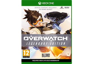 Overwatch Legendary Edition UK Xbox One