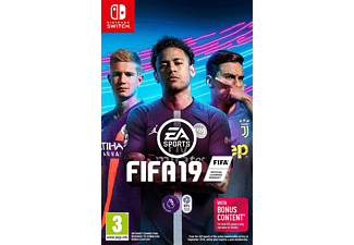 FIFA 19 NL/FR Switch