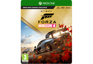 Forza Horizon 4 Ultimate Edition NL/FR Xbox One