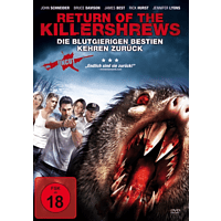 Return Of The Killershrews [DVD]