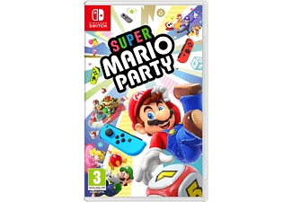 Super Mario Party UK Switch