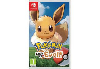 Pokémon: Let's Go, Évoli FR Switch