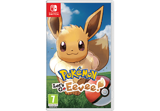 Pokémon: Let's Go, Eevee! UK Switch