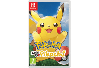 Pokémon: Let's Go, Pikachu FR Switch